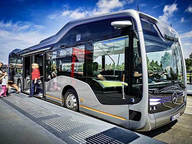 THACO chuẩn bị lắp ráp dòng xe buýt Mercedes-Benz tại Việt Nam