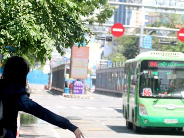 Đồng loạt 3 tuyến xe buýt đông khách tại TP.HCM sắp ngưng hoạt động