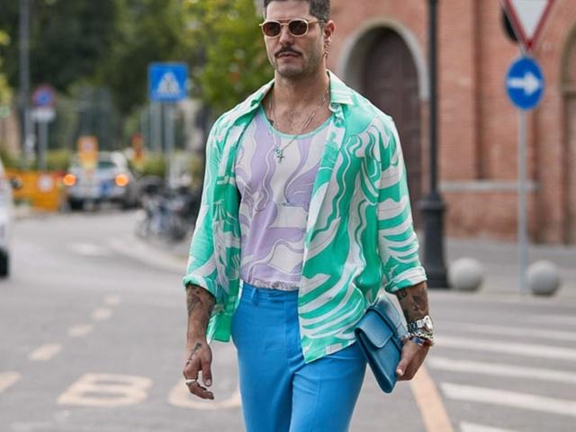 Quý ông mặc sao cho phong cách, nổi bật và phóng khoáng mùa hè