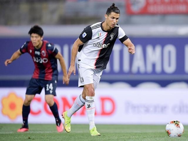 Video highlight trận Bologna - Juventus: Ronaldo - Dybala tưng bừng nhảy múa