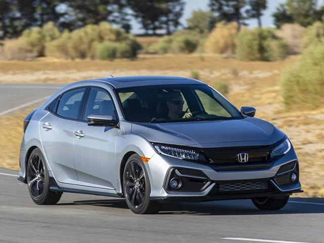 """Honda Civic bị khai tử vì bán """"ế"""""""