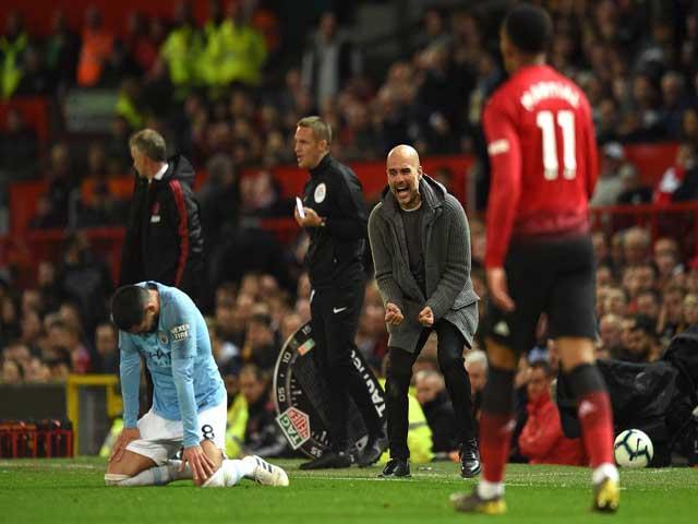"""Thù địch MU - Man City: 3 lần thua Solskjaer, Guardiola e sợ thế lực """"Quỷ đỏ"""""""