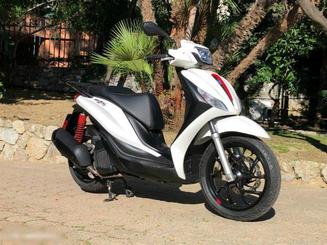 Tuyệt đẹp 2020 Piaggio Medley 125: Xe ga bánh lớn, đe nẹt Honda SH