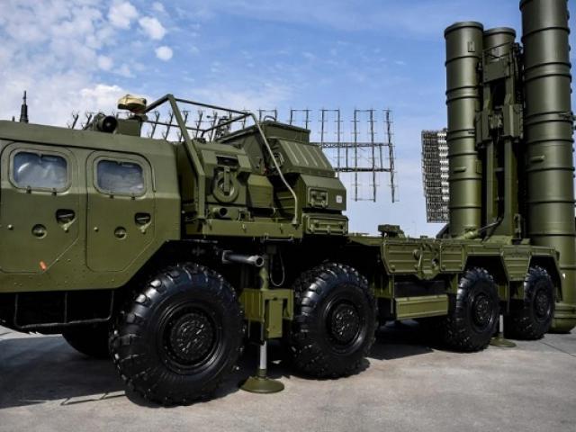 """""""Rồng lửa"""" S-400 Ấn Độ quyết mua bằng được đe dọa Trung Quốc ra sao?"""
