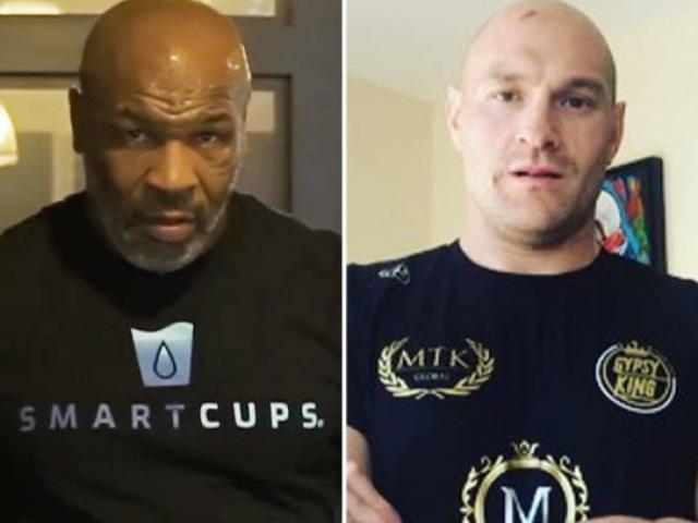 So găng rúng động địa cầu, Mike Tyson đấu Tyson Fury giá 620 triệu USD?
