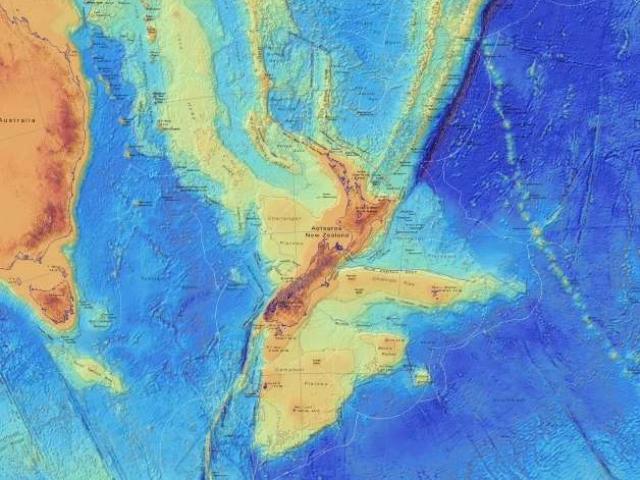 """""""Lục địa thứ 8"""" trên Trái Đất lần đầu tiên được xác định trên bản đồ"""