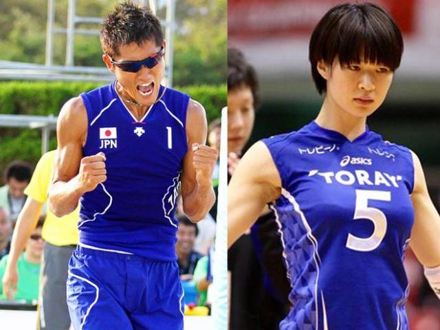 """VĐV """"trói tim"""" kiều nữ bóng chuyền Nhật cao 1m85: Chuyện tình như mơ"""