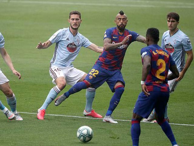 Video highlight trận Celta Vigo - Barcelona: Suarez rực sáng, chết điếng phút 88