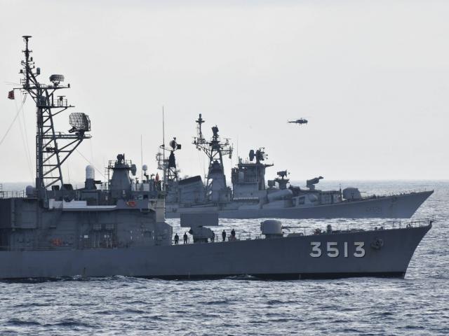 Tàu chiến Ấn Độ - Nhật Bản tập trận chung: Lời cảnh báo tới Trung Quốc