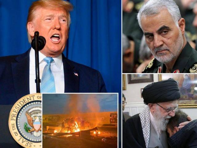 Iran bất ngờ yêu cầu Interpol bắt giữ ông Donald Trump