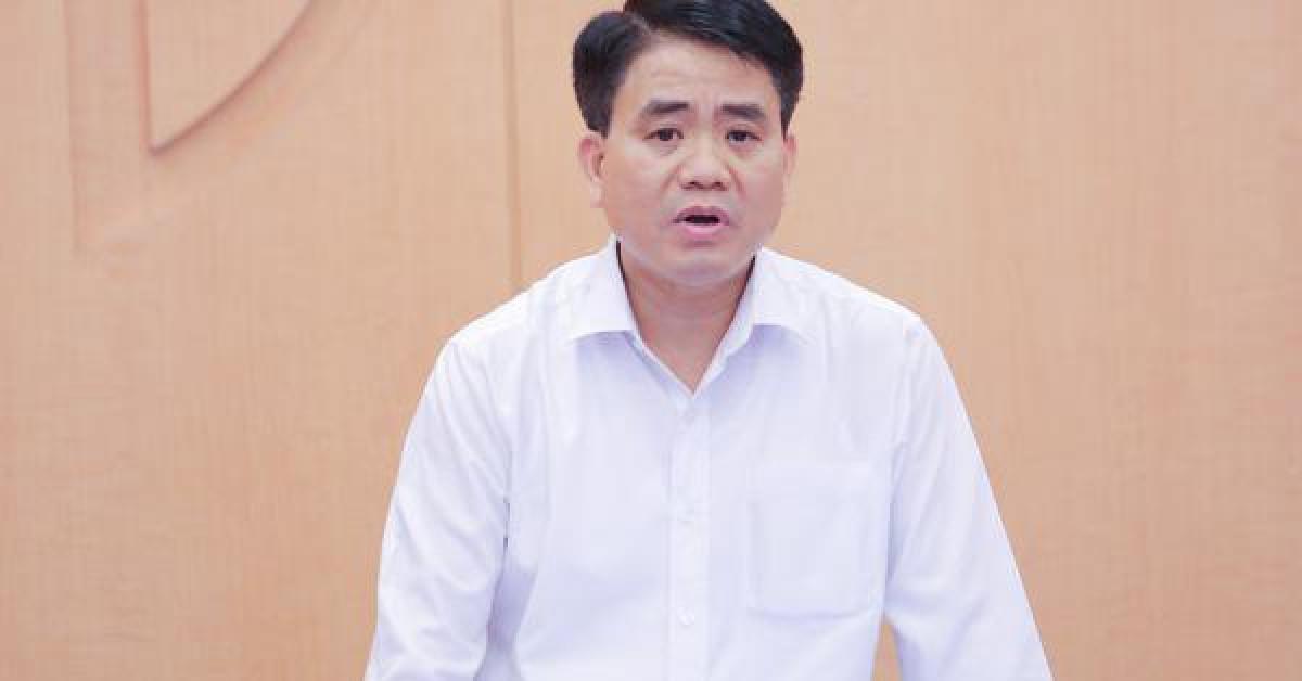 Chủ tịch Hà Nội Nguyễn Đức Chung được đề xuất khen thưởng Huân chương Lao động hạng Nhất