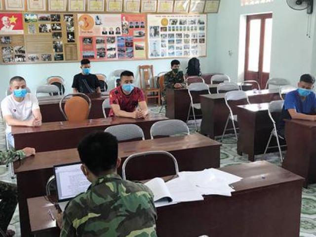 3 đối tượng người Trung Quốc vượt biên trái phép vào Việt Nam