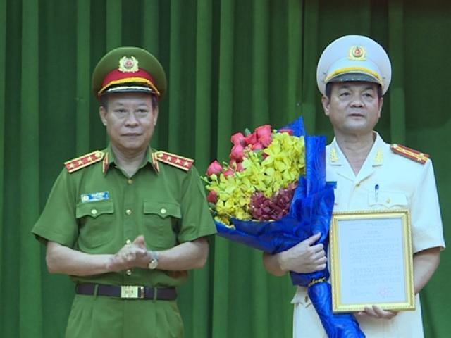 Nhậm chức Giám đốc Công an TP.HCM, Đại tá Lê Hồng Nam nói gì?