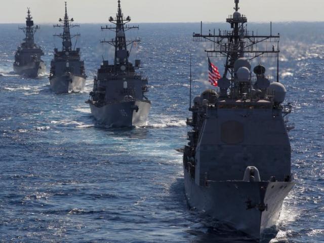 """Báo TQ: Chính Mỹ đang """"thúc đẩy"""" Trung Quốc sớm thống nhất Đài Loan"""