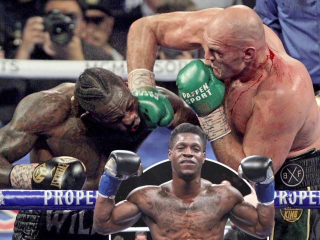 """Chấn động boxing: Tyson Fury bị tố dùng """"ám khí"""" đấm đầu """"Người đồng"""""""