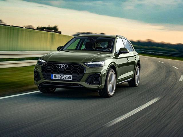 Audi Q5 phiên bản nâng cấp chính thức ra mắt, giá 1 tỷ đồng