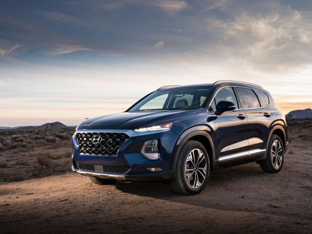 Chọn mua Hyundai SantaFe nhất định phải nắm rõ cách phân biệt 2 phiên bản này