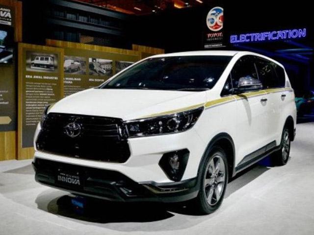 Toyota ra mắt phiên bản đặc biệt dòng xe Innova và chỉ sản xuất 50 chiếc