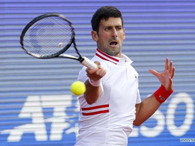 Video tennis Djokovic - Kecmanovic: 76 phút tối tăm mặt mũi