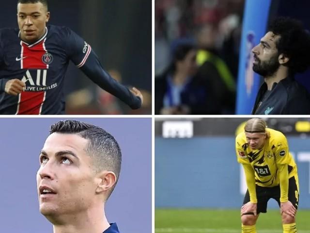 Kịch bản sốc Ronaldo đá Europa League, tranh cúp với Haaland - Mbappe