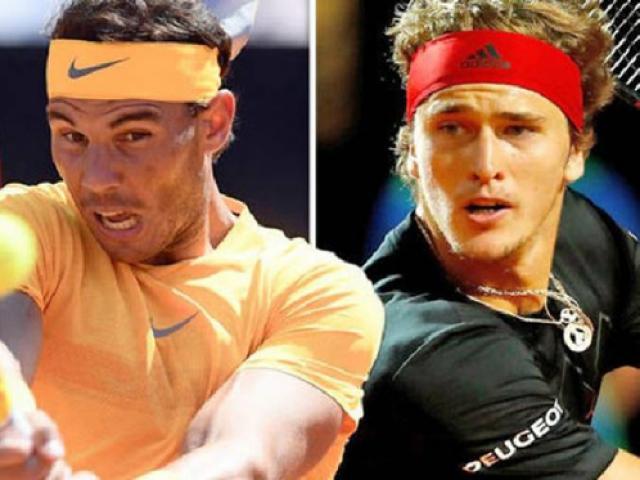 Tennis rankings 10/5: Zverev sublimated, Nadal received