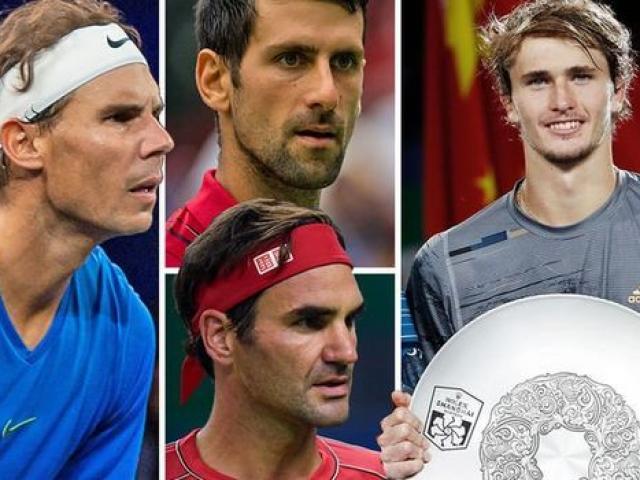 "5 tay vợt đe dọa ""cướp"" ngôi Roland Garros của Nadal: Bất ngờ Federer"