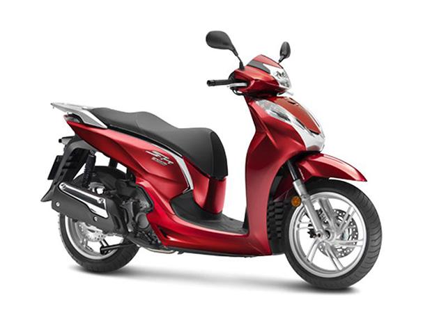 Honda Việt Nam triệu hồi xe ga SH300i