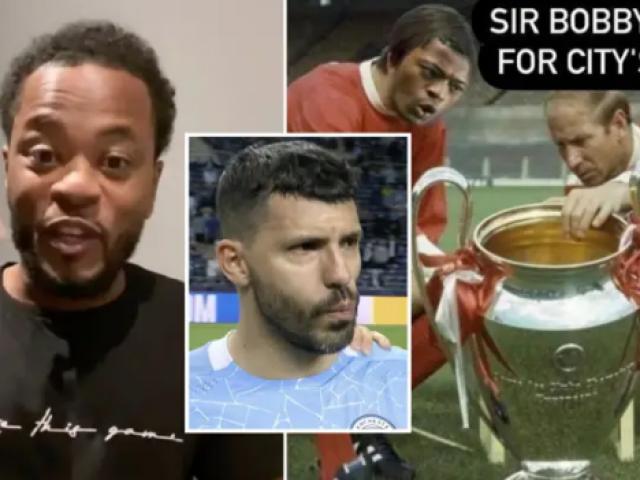 Man City chi 1 tỷ bảng vẫn hụt Cúp C1: Cựu SAO MU hả hê, em trai Aguero mắng Pep Guardiola