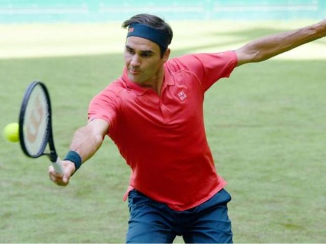 Video tennis Federer - Ivashka: Bước ngoặt tie-break, khởi đầu suôn sẻ (Vòng 1 Halle Open)