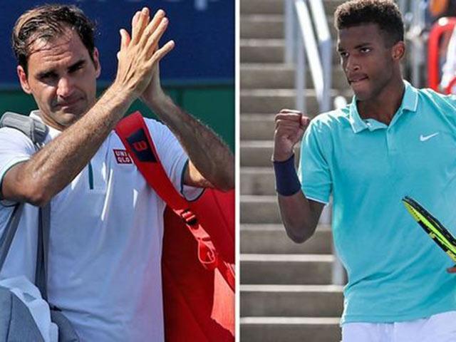 Trực tiếp tennis Federer - Auger-Aliassime: Cú ace cuối cùng (Kết thúc) (Vòng 2 Halle Open)