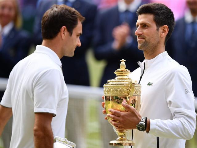 "Nadal bỏ Wimbledon, Federer sa sút: Djokovic dễ bắt kịp kỷ lục ""Vua Grand Slam"""