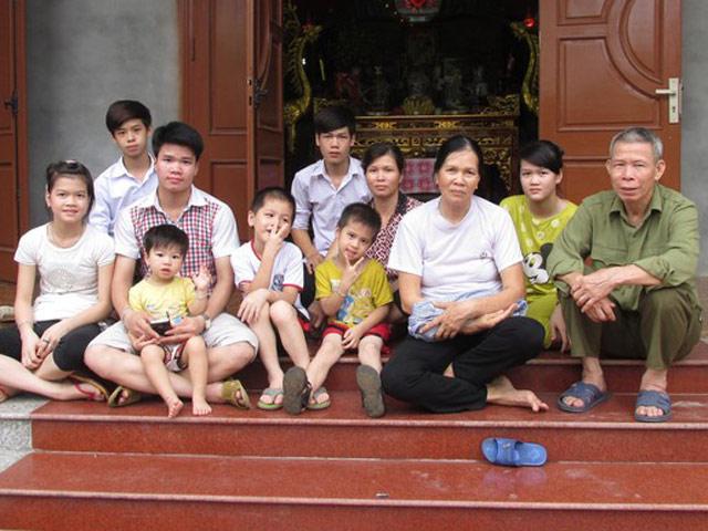 Chuyện bi hài ở gia đình đông con nhất Hà Nội