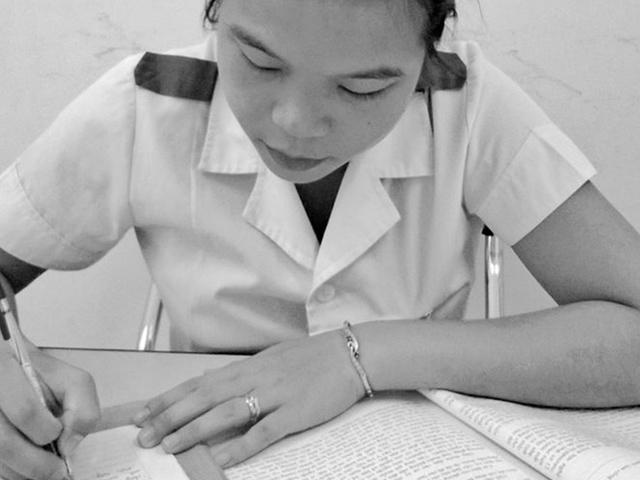Con gái liệt sỹ Gạc Ma: Em vẫn viết thư gửi bố!