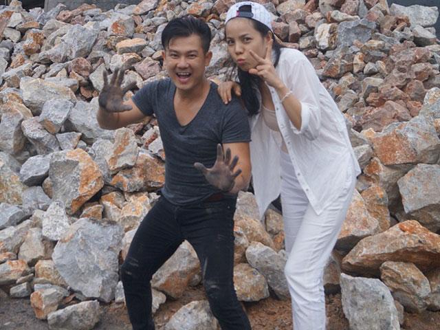 Vân Quang Long chia sẻ mối tình thanh mai trúc mã với bà xã