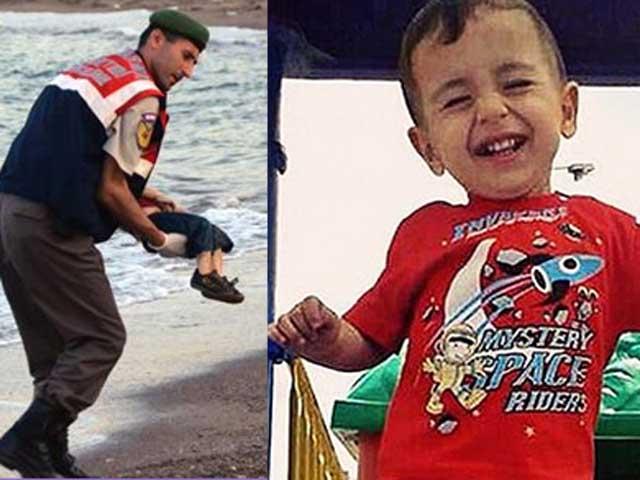 Lời cuối của bé trai Syria chết đuối: Bố ơi, xin đừng chết!