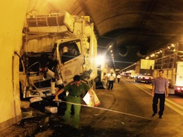 Vì sao tai nạn xảy ra liên tục trong hầm Hải Vân?