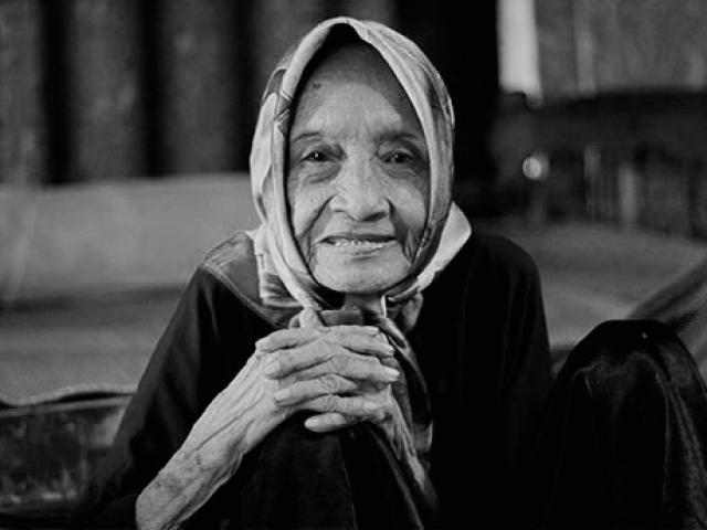 Những hình ảnh cuối đời của cụ bà cao tuổi nhất thế giới