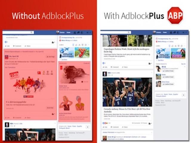 Adblock quyết chặn triệt để quảng cáo trên Facebook
