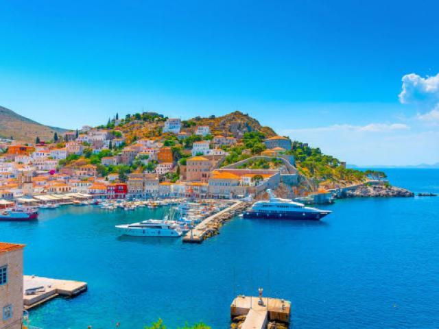 """12 hòn đảo Hy Lạp """"chiều lòng"""" đủ kiểu du khách"""