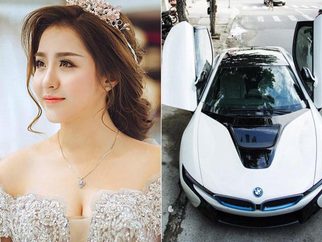 Cô vợ xinh đẹp Đà Nẵng được chồng tặng xe 7 tỷ