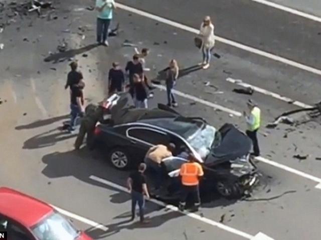 Tài xế của Putin thiệt mạng trong tai nạn kinh hoàng