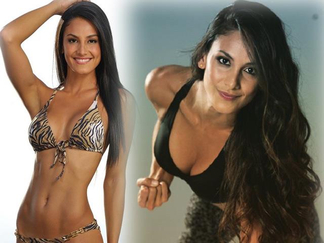 Đã mắt ngắm body tuyệt đẹp của Hoa hậu Costa Rica