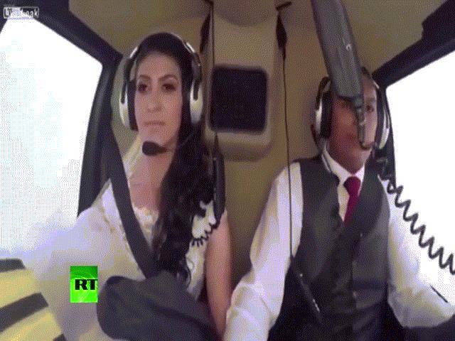Video máy bay chở cô dâu Brazil rơi, không ai sống sót