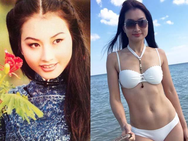 Hoa hậu ảnh lịch Sài Gòn xưa kể chuyện đại gia, đấu đá showbiz
