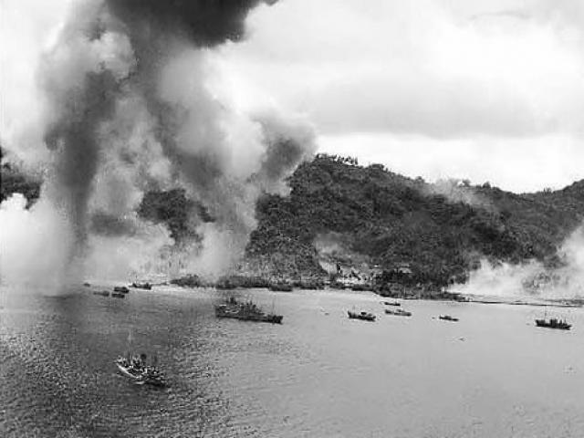 Kế hoạch của Mỹ đánh bom hạt nhân đội tàu chiến Nhật Bản