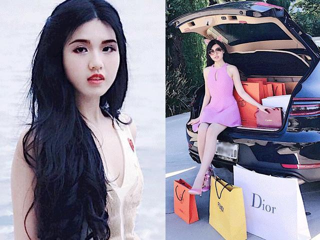 """Cô gái giàu có, sành điệu nổi bật """"Hội con nhà giàu Việt Nam"""""""
