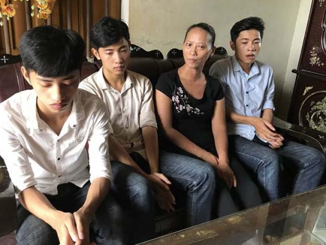 Vượt khó, anh em sinh ba cùng thi đỗ vào trường quân đội