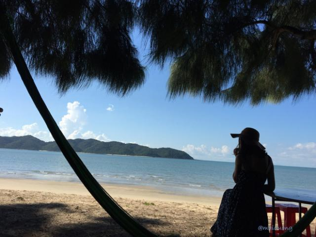 """Ở Quảng Ninh có một """"hòn đảo sống ảo"""" siêu rẻ, hoang sơ và đẹp bất ngờ"""