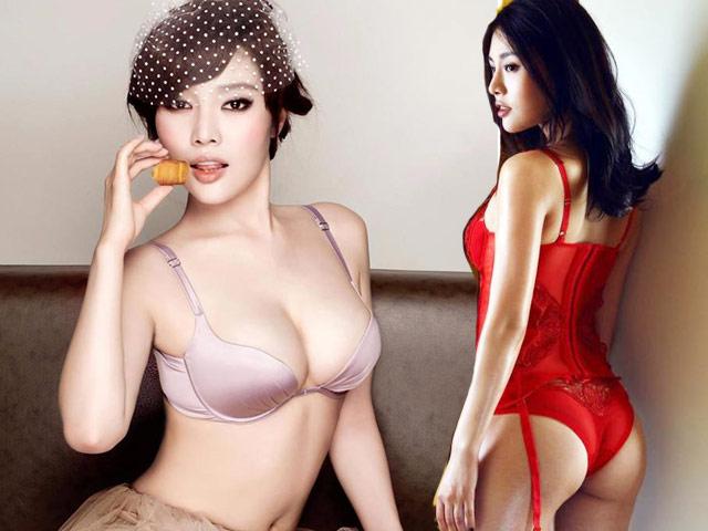 """Mỹ nữ siêu vòng 1 """"lọt mắt xanh"""" của đạo diễn phim 18+ Vương Tinh"""