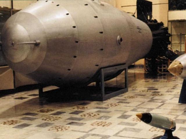 Hé lộ lần Liên Xô ném quả bom nhiệt hạch lớn nhất lịch sử
